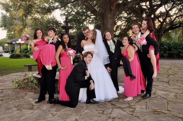 Tabitha and Josh Wedding