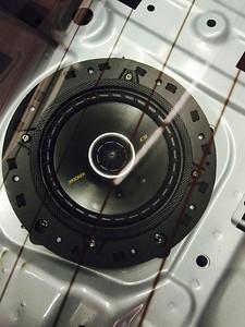 2012 Honda Civic Sedan Rear Deck Speaker Installation - USA