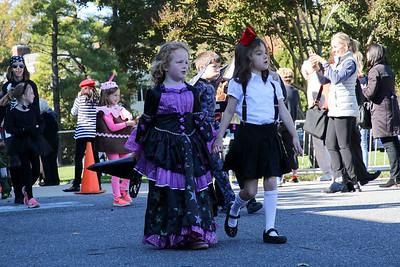 LS Halloween Parade