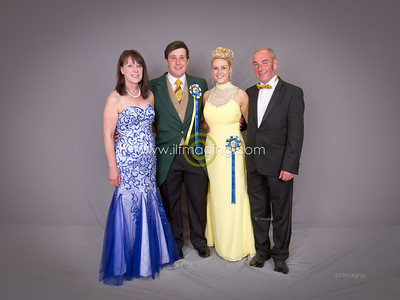 Ball Portrait Photos, 2015