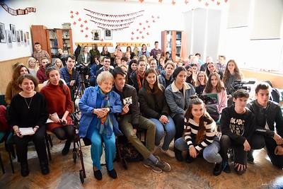 Romania 2018 CANDLES Trip with Eva Kor