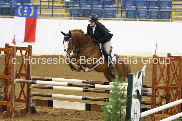2019 Spring Encore Horse Show -- Friday -- Coliseum & East Complex