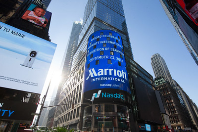 Marriott Acquisition of Starwood