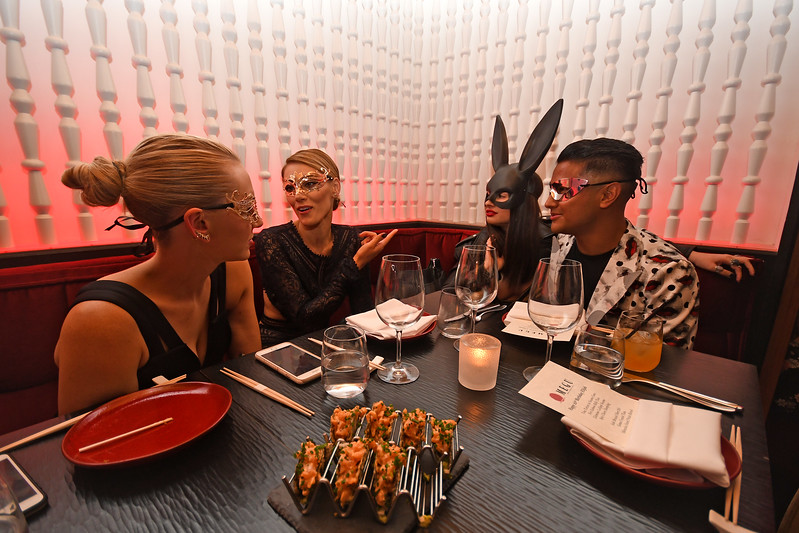 Elijah Vielma's 25th Birthday Party on September 16, 2017 at MEGU, located at the Dream Hotel Downtown, 355 West 16th Street, New York, New York.