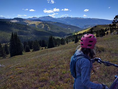 Shrine Pass to Vail