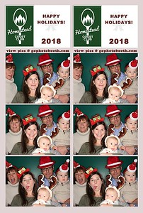 Homestead Holiday Party Photo Booth 12/02/18