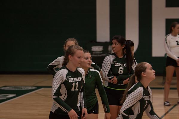 JV Volleyball vs. Nestucca