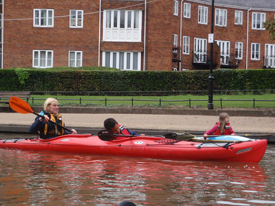 Canoe and kayak trips in Bedford