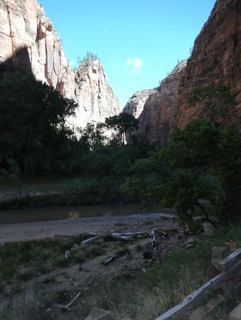 Slot Canyons, 8/22/2014