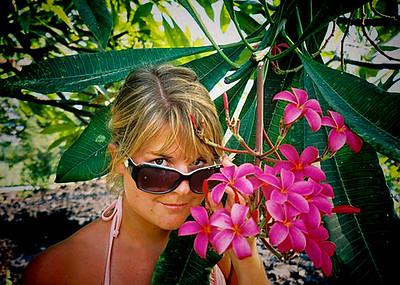 Amy in Hawaii