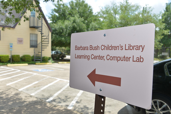 Barbara Bush Library Dedication 2019