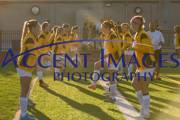 UA Girls Varsity Soccer vs. Hilliard Davidson 9/22