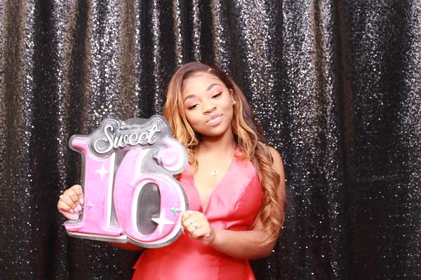 Keriana's Sweet 16