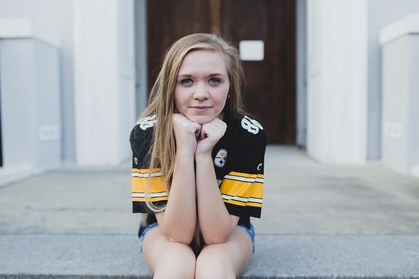 Senior:  Abby (Athens, GA)
