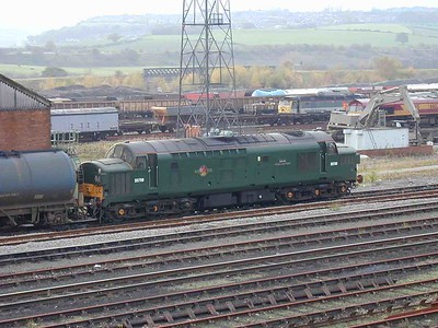 Class 37s - The 'Tractors'