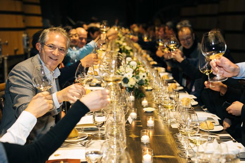 Napa Valley Vintners International Welcome Dinner