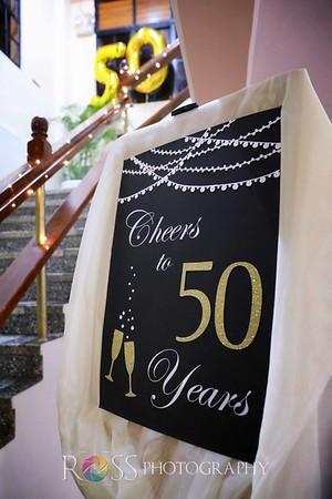 Tommy & Sandra's 50th Anniversary