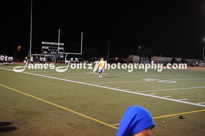 2011 Football vs Glendale 9-23