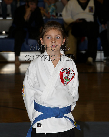 2011 BSSG Karate Sparring & Kata.