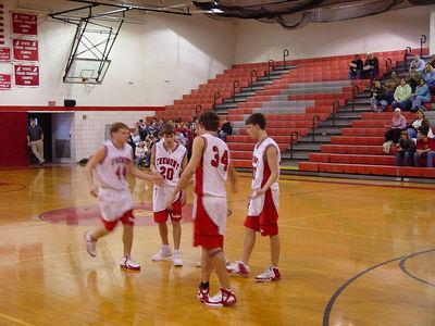 Boys JV Basketball - 1/18/2006 Muskegon Heights