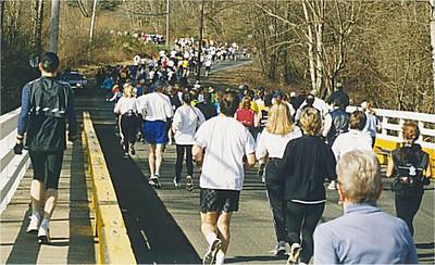 2001 Comox Valley Half Marathon