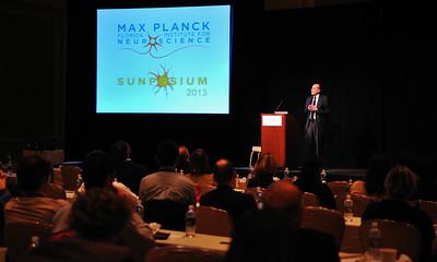Max Planck 2013 Sunposium at the Breakers