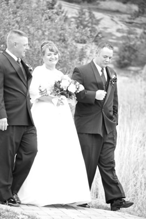 Mark & Carrie B&W October 1, 2011
