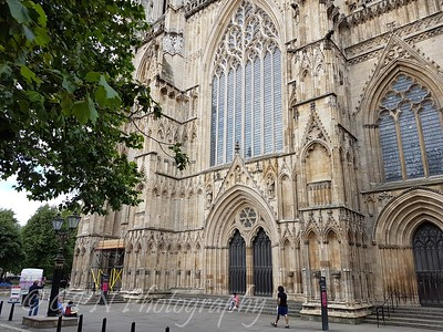 York Minster - July 2017