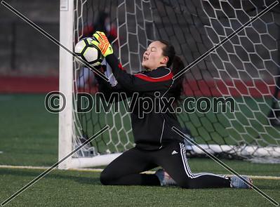 Justice @ Mason Girls Soccer (06 Mar 2019)