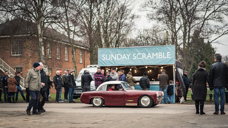 Sunday Scramble - January 2019