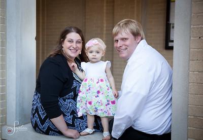 Jenna & Jeremy Family