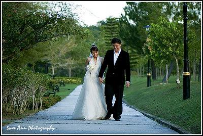 20061007 - Alex & Elaine - Bukit Jalil Park