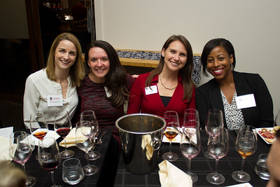 Women of UGA at Vino Venue, 2018