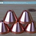 SKU: P-PMX-SHIELD/220673, Plasma Consumable #220673 45A Shields(5) Compatible with Hypertherm® Powermax® 45A System Manual Torch (Hand)