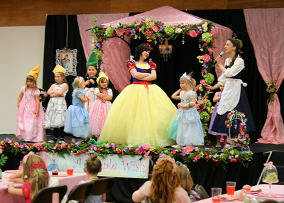 A Magical Event in Kelso 4-21-12