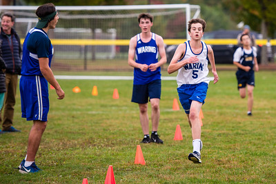 Cross Country at Gann Academy (October 10, 2019)