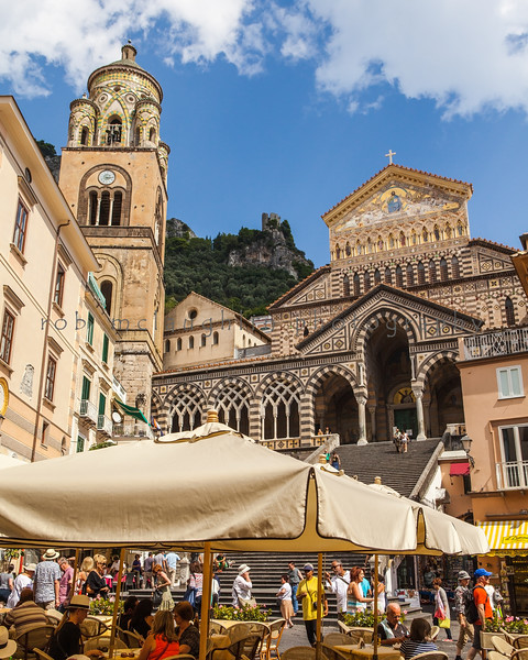 Cathedral of St. Andrew , Amalfi , Amalfi Coast