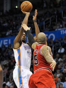 Thunder vs Bulls