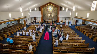 2019 Catholic Biblical School Graduation