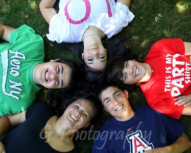 Five Amigos