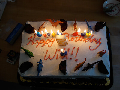 Will's Birthday (5)