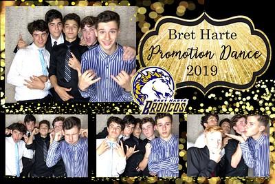 Bret Harte Promotion Dance 2019