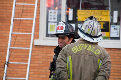 Buffalo Fire - 1952 Clinton 9/12/09