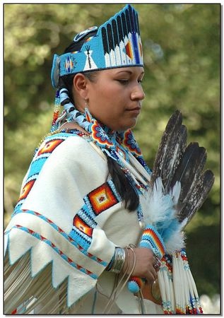 Stillaguamish Pow Wow, August 2005