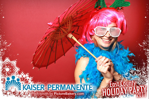 Kaiser East County Holiday Party