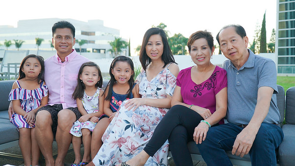 FAMILY: Vietnamese Truong Family of 9, Orange County, CA