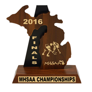 2016 0312 MHSAA Hockey Finals