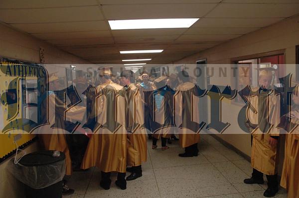 2012 Fallsburg Graduation