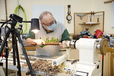 Woodturning with Alan Lacer