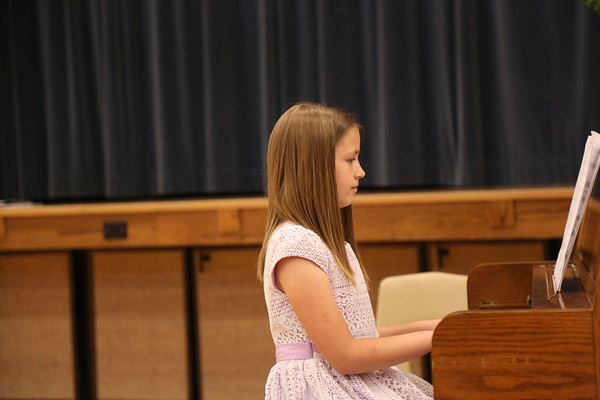 Valorie's May Recital 2017